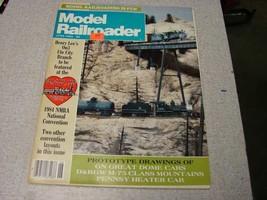 Model Railroader magazine June 1984 - $6.44