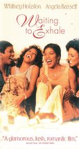 Waiting To Exhale (VHS Video) - $7.00