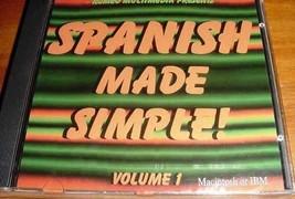 Spanish Made Simple! Volume 1 - $5.93