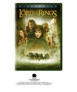 The Lord of the Rings: The Fellowship of the Ring (Two-Disc Widescreen T... - $1.55