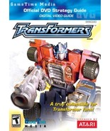 Official DVD Strategy Guide for Atari's Transformers Armada [DVD] - $7.87