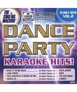 Karaoke: Funky Hits 2 [Audio CD] Various Artists - $2.48