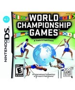 World Championship Games: A Track & Field Event - Nintendo DS [video game] - $3.95
