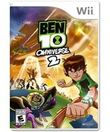 Ben 10 Omniverse 2 - Nintendo Wii [video game] - $11.51