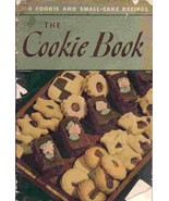 The Cookie Book [Paperback] Nellie Watts and Ruth Berlozheimer - $3.95