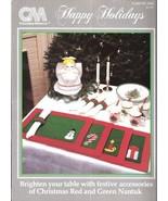 Columbia-Minerva Happy Holidays Leaflet 2660 [Pamphlet] Columbia-Minerva - $4.94