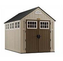 Suncast 7' x 10' Alpine Shed,Outdoor Storage Shed,Garden Shed.Tool Shed,... - $1,769.99