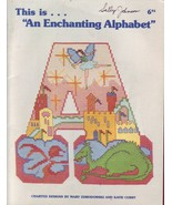 """This Is . . . """"An Enchanting Alphabet"""" [Paperback] Mary Zdrodowski and K... - $3.96"""