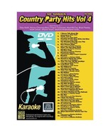 Forever Hits 4904 Country Party Hits Vol 4 (30 Song DVD) - $4.48