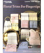 Floral Trims For Fingertips (Leaflet # 585) [Unknown Binding] - $3.95