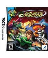Ben 10 Galactic Racing - Nintendo DS [video game] - $8.90