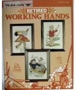 Retired Working Hands (Counted Thread Cross Stitch, 911) [Pamphlet] - $5.93