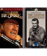 John Wayne (7 VHS Video Westerns) - $9.95