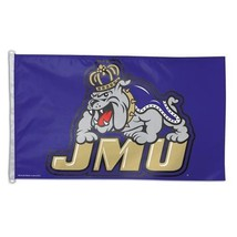 James Madison University 2013 3' x 5' NCAA Flag by Wincraft [Misc.] - $16.30