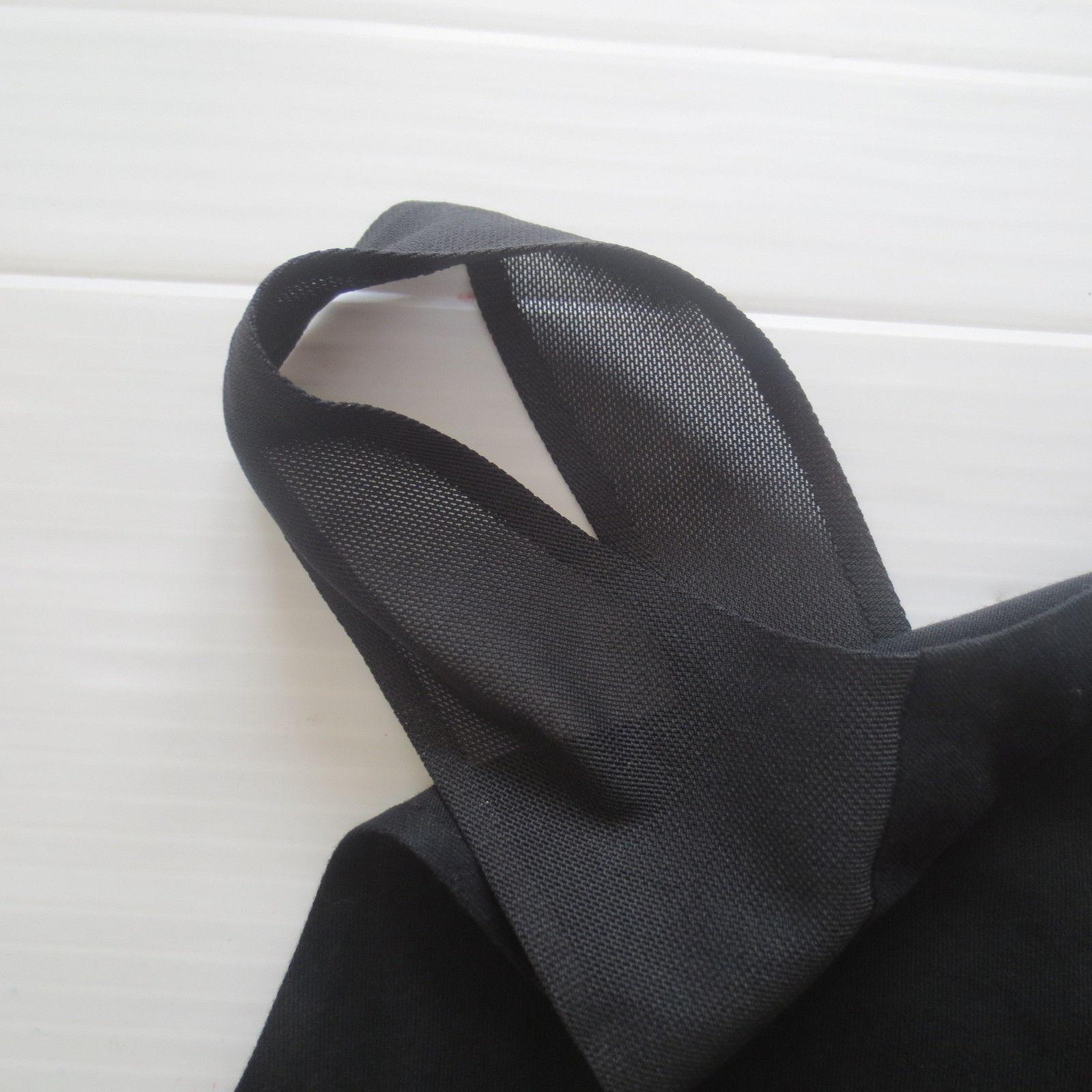 Nike Women Breathe Tank Top Shirt - 862774 - Black 010 - Size L - NWT image 4