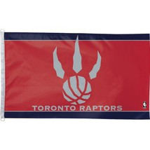 Toronto Raptors Big 3x5 Flag [Misc.] - $15.60