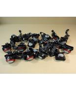 Superex Single Headlamp 10 LED Black/Red Lot of... - $38.59