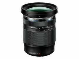 Olympus M.ZUIKO DIGITAL, 12mm-200mm, f/6.3, Zoom Lens for Micro Four Thirds - $899.99