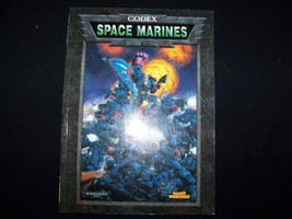 Warhammer 40K Space Marines Codex Games Worksho... - $9.99