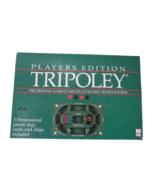 Vintage 1980 Cadaco Tripoley Board Game Players Edition #300 Michigan Rummy - $24.70
