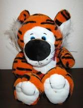 Adorable Disney Tigger Yellow Tiger Stuffed Ani... - $7.99