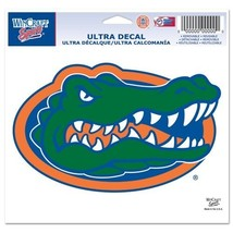 """Florida Gators Official NCAA 4.5""""x6"""" Car Window Cling Decal by Wincraft [Misc.] - $0.10"""