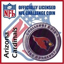 Arizona Cardinals NFL Football Helmet Challenge Coin Poker Card Guard [M... - $10.42