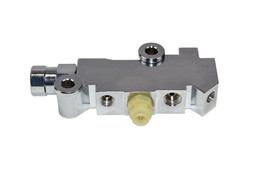 Bottom Mount Chrome (Disc/Disc) Proportioning Valve Kit image 2