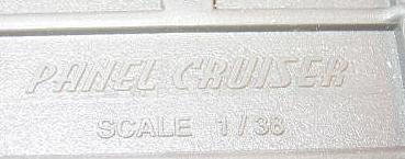 Maisto Panel Pt Cruiser Special Edition 2000 1/38 Diecast
