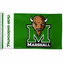 NCAA Marshall Thundering Herd 3-by-5 foot Flag [Sports] - $17.58