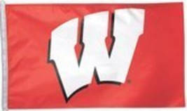 University of Wisconsin 3x5 Flag - $23.10