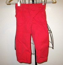 Adorable Red Pants by Faded Glory Size 3T Nice! #X73 - $7.99