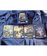 SAM AND MAX + FULL THROTTLE + GRIM FANDANGO + THE DIG - $199.99