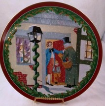 Department 56 Dickens Village Plate Heritage Village Collection - $16.83