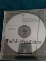 Adobe Photo Deluxe 2.0 for Windows, 2.0 for Macintosh Computer CD - $16.99