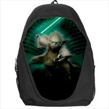 backpack bookbag yoda - $41.00