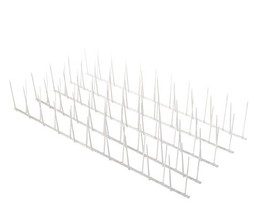 Bird Blinder Polycarbonate Bird Spikes for Pigeons and Other Small Birds... - $22.99