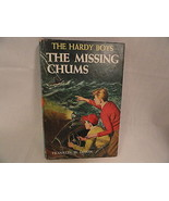 Hardy Boys Book Number 4 The Missing Chums Picture Cover Boys Adventure ... - $2.49