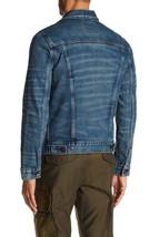 Levi's Men's Premium Button Up Distressed Denim Trucker Jean Jacket 723340264 image 2