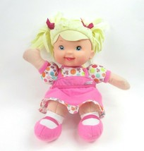 """Goldberger """"Lil Talker"""" 12"""" Baby's First Doll ~ Says different phrases GUC - $17.51"""