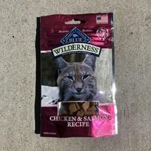 Blue Buffalo  Blue Wilderness  Chicken and Salmon  Cat  Treats  1 pk 2 oz. - $7.84