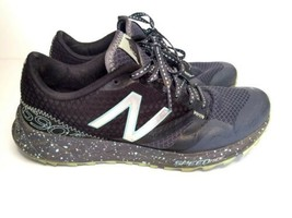 New Balance Womens 690 Trail Running Shoes Black Low Top Lace Up WT690LA... - $26.59