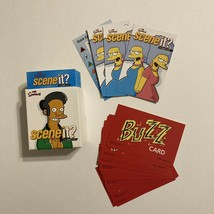 The Simpsons Scene It? Replacement Trivia And Buzz Cards 2009 Screenlife - $5.99