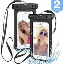 [2 Pack] Universal Waterproof Phone Pouch,powerman Waterproof Phone Case New Up - $24.14