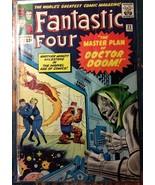 Fantastic Four (1961) # 23 VG Very Good Marvel Comics - $199.99
