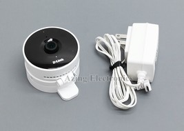 D-Link DCS-8010LH 720p Wi-Fi Indoor Security Camera White ISSUE - $24.99