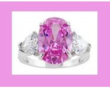 1 pink   white cz ring small thumb155 crop