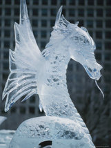 Haunted King White Ice Dragon Healing Protection Riches Dreams Loyal Companion  - $42.01