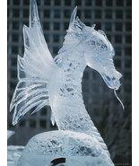 HAUNTED KING WHITE ice Dragon HEALING protection RICHES DREAMS loyal com... - $42.01