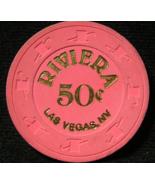 "$0.50 Casino Chip From: ""Riviera Hotel & Casino"" - (sku#2339) - $8.99"